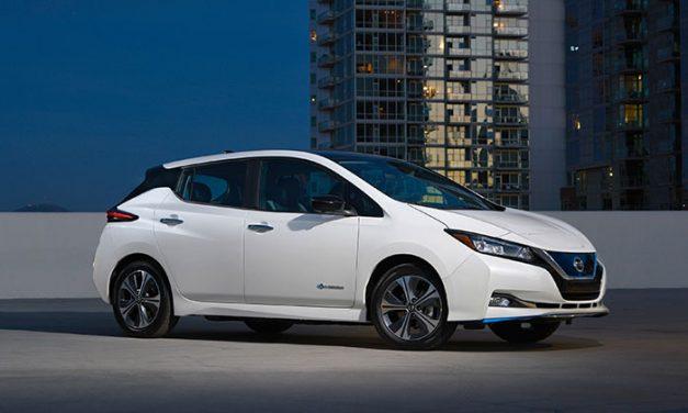 Nissan líder en vehículos eléctricos en España con dos nuevos récords de sus eléctricos: LEAF y e-NV200