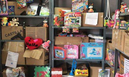 La Policía Local incautó 2.661 artículos no aptos para su venta durante la campaña especial de Navidad