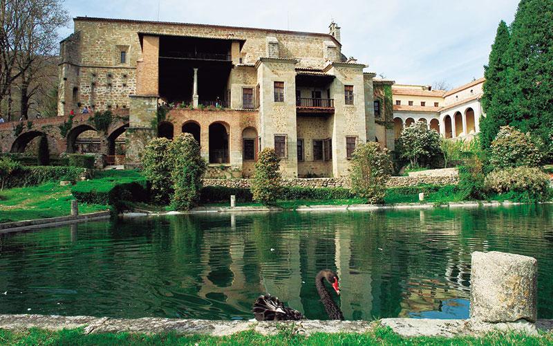 El monasterio de Yuste