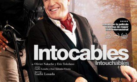 Llega la obra 'Intocables' al Teatro Federico García Lorca