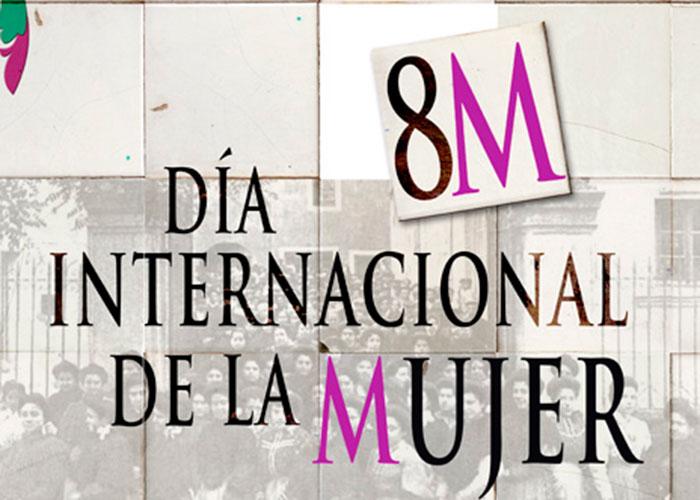 Concurso de lema para el 8 de Marzo, Día Internacional de la Mujer 2020