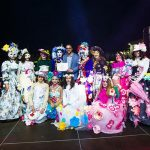 Magia y alegría en los carnavales de Pinto 2020