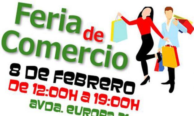 Pinto acoge la primera feria del Comercio Local de 2020