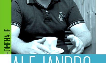 El próximo martes 11 de febrero, acto de homenaje a Alejandro Rodríguez