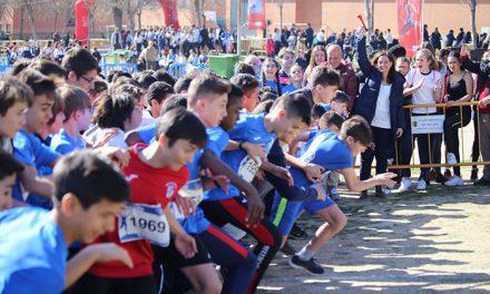 Más de 7.000 alumnos y alumnas de 40 centros educativos participarán en los Campeonatos Escolares de campo a través de Getafe 2020