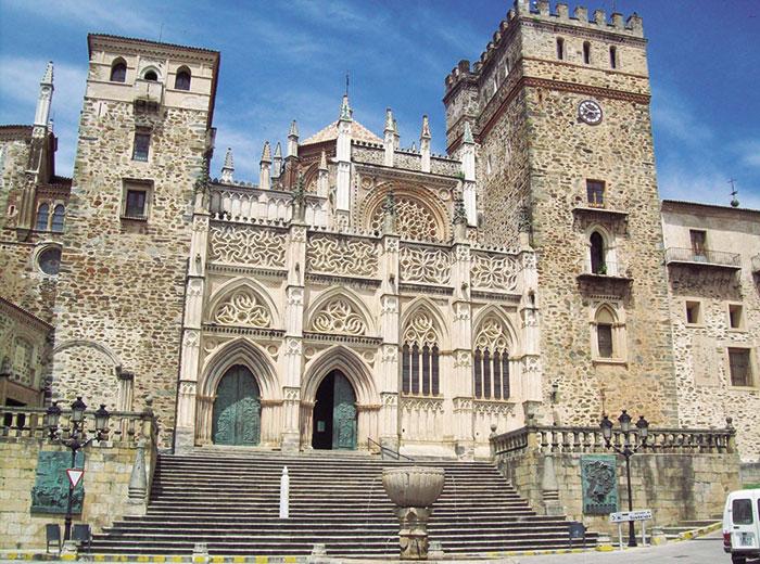 Monasterio de Guadalupe