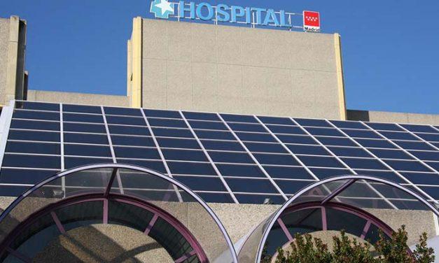 Getafe instalará dos carpas de 200 metros cuadrados en el Hospital