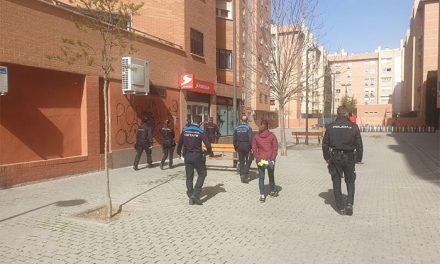 La Policía Local de Getafe junto al Cuerpo Nacional de Policía inician una campaña de inspección de locales de apuestas