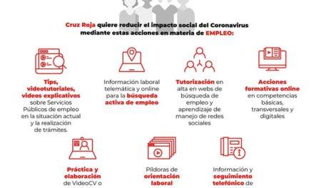 Cruz Roja Asamblea Pinto-Valdemoro, actuación frente al Empleo