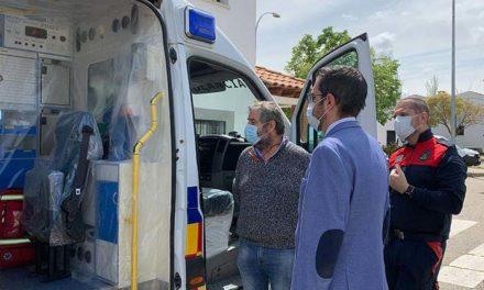 Cuarto de descontaminación y ambulancia con doble recubrimiento, armas en la lucha contra el coronavirus