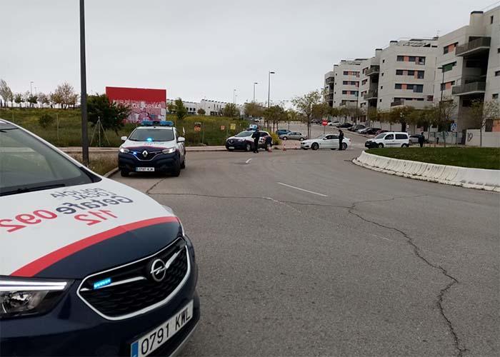 Se incrementan hasta 562 las sanciones de Policía Local desde el inicio del Estado de Alarma