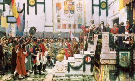 Revolución liberal, Cortes de Cádiz y Constitución de 1812