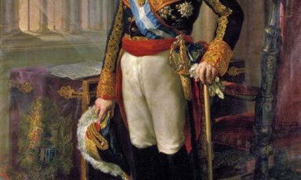 La Década Moderada (1844-1854)