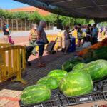 Cambio de horario en el Mercadillo Ambulante Municipal por las altas temperaturas