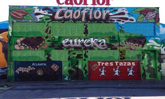 Visita gratis la Fábrica de Chocolate de Pinto durante julio y agosto
