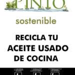 Más puntos para reciclar aceite usado en Pinto
