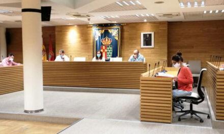 El Ayuntamiento de Getafe celebra la Comisión de Reconstrucción de la Ciudad por la COVID-19