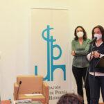 Teresa Soto recibe el Premio Internacional de Poesía Margarita Hierro y presenta su libro en Getafe