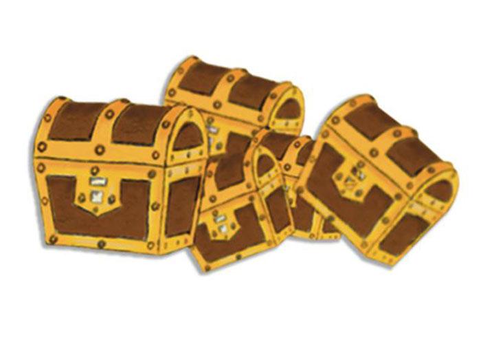 Los Reyes Magos utilizarán cofres mágicos para proteger las cartas de las niñas y niños de Pinto