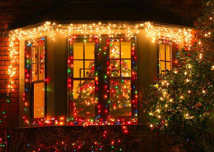 Premio para los balcones y terrazas de Pinto con la mejor decoración navideña