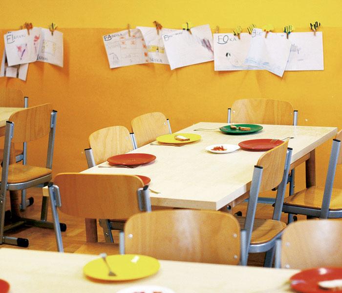 Cómo ofrecer un menú sin gluten en comedores escolares