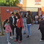 Getafe pone en marcha el camino escolar seguro
